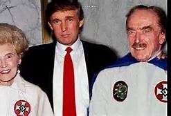 Donald Trump KKK mom and dad