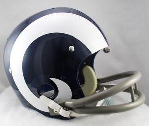 Old Rams helmet--_35